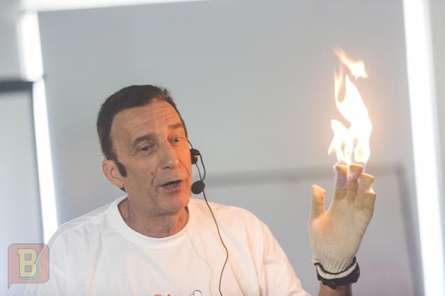Fuego William taller maestros