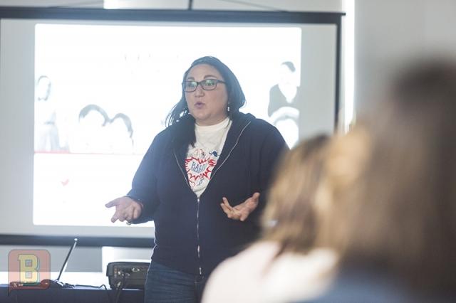 Rita Levi Ana taller maestros
