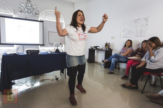 Marianita taller maestros