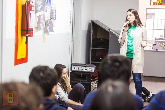 Karen Bardo Científico Colegio Bilingüe