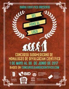 Concurso sudamericano de monólogos científicos