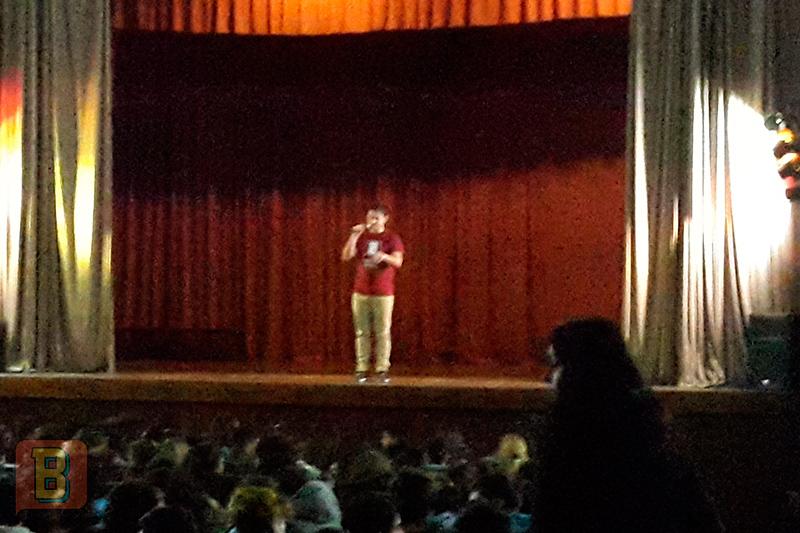 Daniel BC Julio 2017 Liceo 71 Montevideo Uruguay