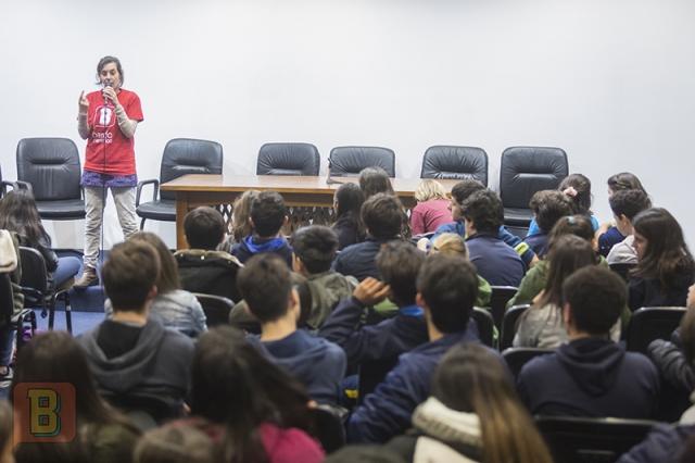 Rocio Ramirez Bardo científico liceo 55 Montevideo