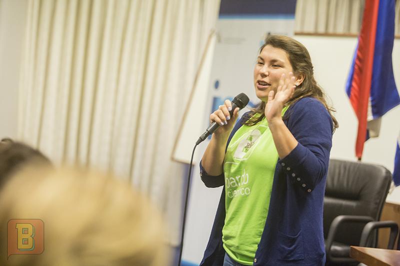 Soledad Machado Bardo científico liceo 55 Montevideo
