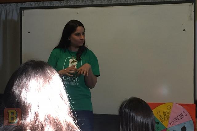 Bardo científico Karen Malán Ipa Agosto 2017