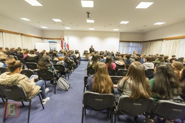 Bardo científico liceo 55 Montevideo