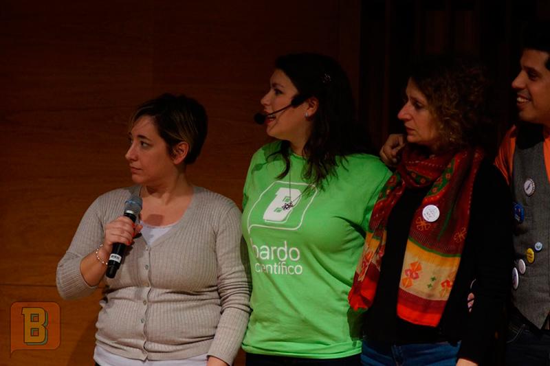 Bardo científico poper homonolugus Redpop 2017