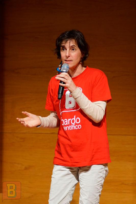 Rocio Ramirez Bardo Científico Redpop 2017