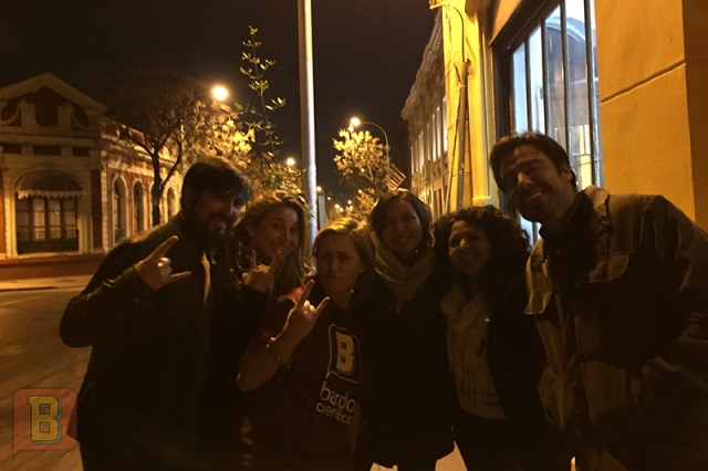 Daniela Bardo Científico gira chile Santiago Peluquería Francesa
