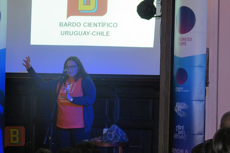 Ana Bardo Científico gira chile Santiago Peluquería Francesa