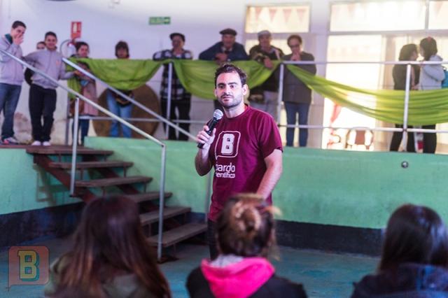 Daniel Bardo Científico Uruguay Tala salud