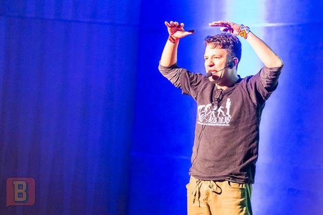 Festival monólogos científicos bardo uruguay Montevideo Andrés Ruiz