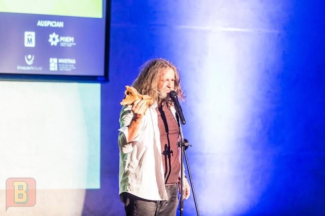 Festival monólogos científicos bardo uruguay Montevideo Richard Fariña Ganador Concurso