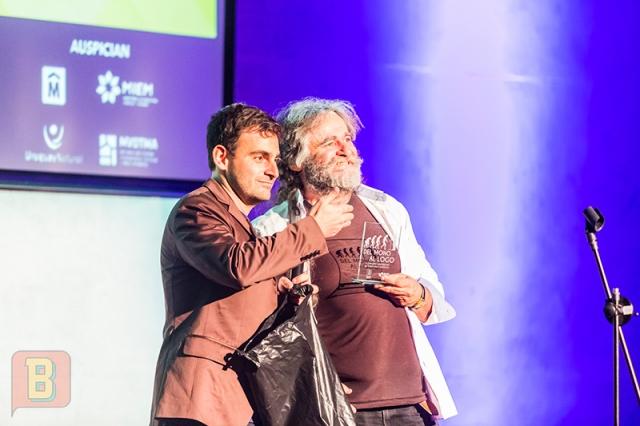 Festival monólogos científicos bardo uruguay Montevideo Daniel Calegari Richard Fariña Ganador Concurso