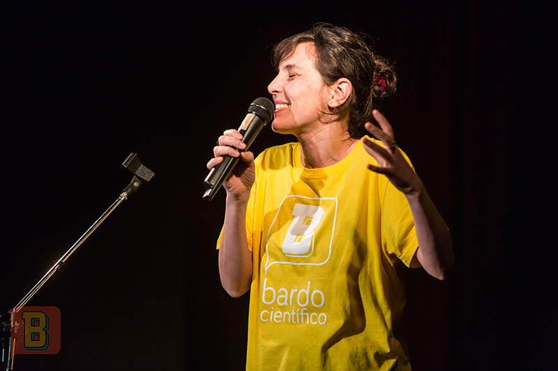 Bardo cumpleaños científico montevideo cce montevideo uruguay Rocío Ramirez