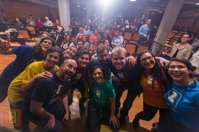 Bardo cumpleaños científico montevideo cce montevideo uruguay selfie público