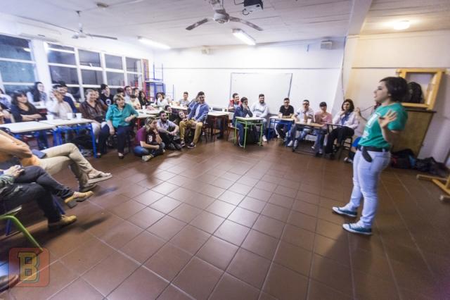 bardo científico liceo8 Monologos científicos Vanesa Rostán Montevideo Uruguay