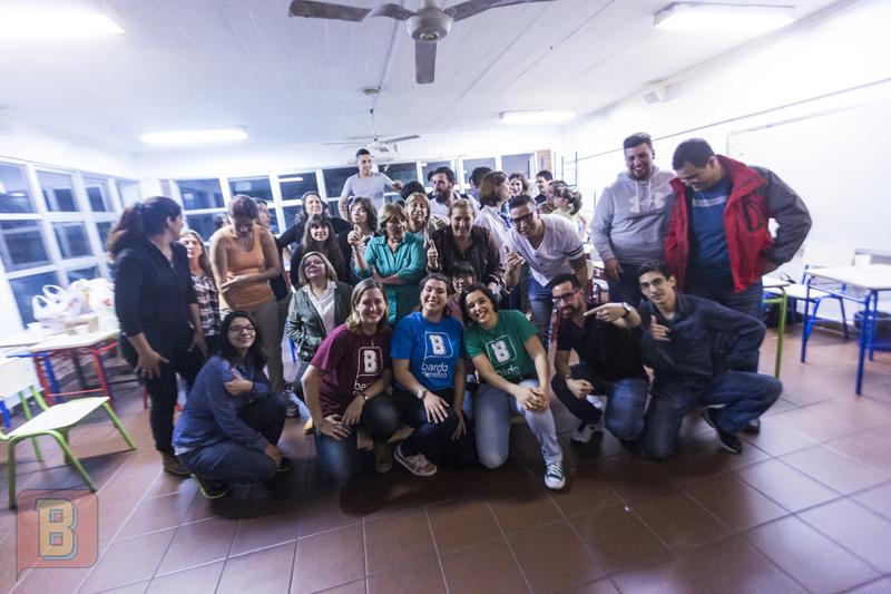 Daniela Arredondo Vanesa Rostán Alumnos bardo científico liceo8 Monólogos científicos Soledad Machado Montevideo Uruguay