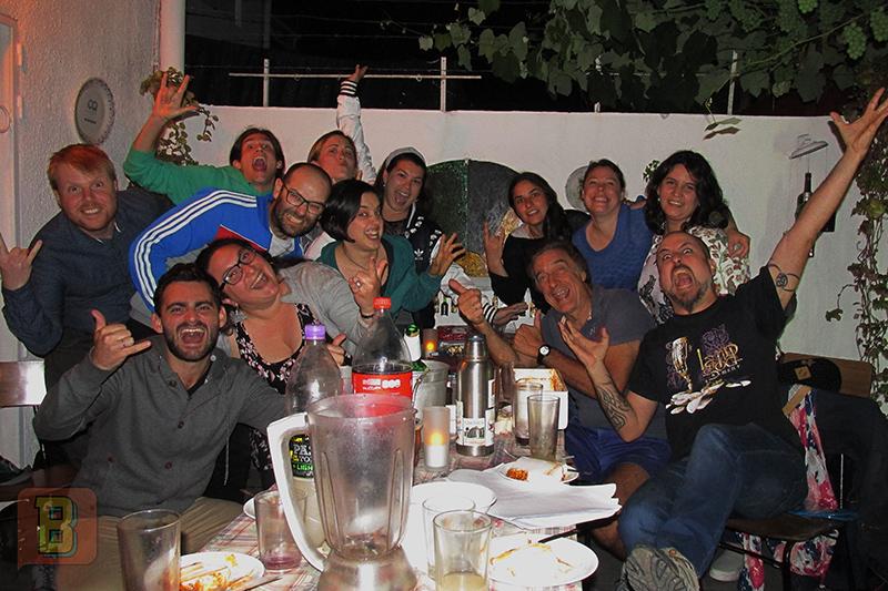 felices fiestas bardo científico monólogos ciencia Uruguay