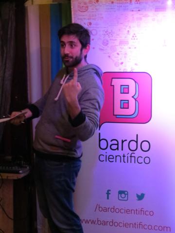 Martín montevideo científicos taller bardo 2018